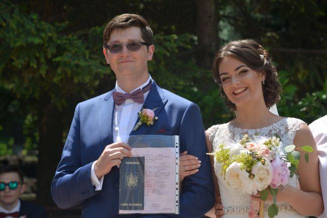 Doctorandul Eminent Nunta De Vis Cu Studenta La Muzica De La
